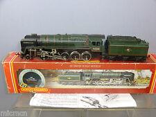 """HORNBY RAILWAYS MODEL R.303 BR 2-10-0 9F No.92220 """"EVENING STAR"""" LOCO  VN MIB"""