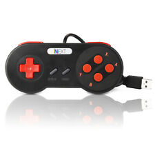 iNNEXT Black  Wired USB SNES Gamepad Controller Joystick For PC Mac Raspberry Pi