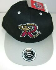 NWT Wisconsin Timber Rattlers Baseball Hat Cap Adjustable Velcro Back