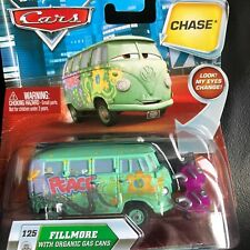 DISNEY CARS MODELLINI: FILLMORE WITH ORGANIC GAS CANS CHASE