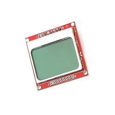 1PCS 84*48 84x84 LCD Module White backlight adapter PCB for Nokia 5110