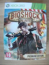 Bioshock Infinite - Premium Edition For Xbox 360 Brand New & Factory Sealed