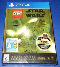 LEGO Star Wars: The Force Awakens - Deluxe Edition PlayStation 4 *New *Free Ship