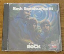Time Life Music Classic Rock Rock Renaissance III CD NEW 22 Tracks Byrds Cream