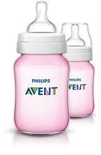 Philips 6 Months 260ml/ 9oz. Baby Bottles