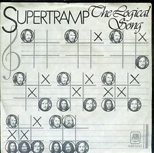 7inch SUPERTRAMP the logical song HOLLAND 1979 EX