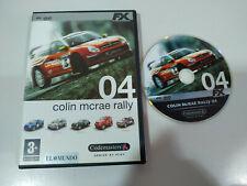 Colin Mcrae Rally 04 - Juego para PC DVD-Rom España - 2T