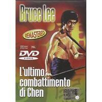 L Ultimo Combattimento Di Chen - DVD Film