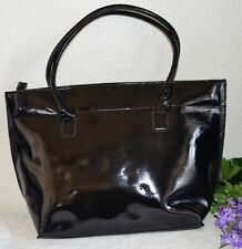 MONDANI New York ELLISON EW TOTE Black Shopper HOBO Purse Handbag Large $70