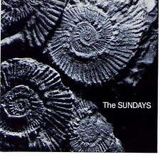 THE SUNDAYS - rare CD album - UK -