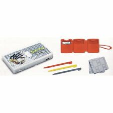 DS Lite Pokemon Collectors Kit With Stylus And Game Card Holders