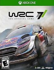 WRC 7 (Microsoft Xbox One, 2017) BRAND NEW