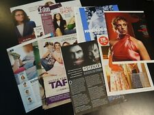 Toni Collette  12 full pages   Clippings