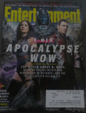 Entertainment Weekly X-Men Apocalypse Now July 24th 2015 #1373