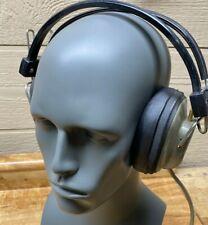 Vintage Archer Dynamic Headphones 8 Ohm