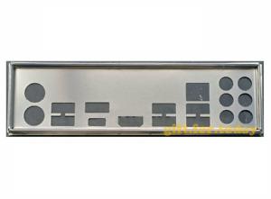For Gigabyte GA-Z270X-UD3 Shield I/O IO Rear Baffle Backplate Motherboard