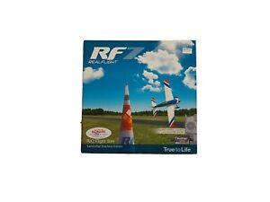RF 7 Realflight R/C Flight Sim w/ Transmitter Interface