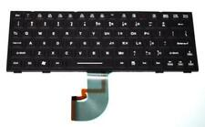 Panasonic Toughbook Black Backlit Rubber US Keyboard For CF-18 & CF-19 USA