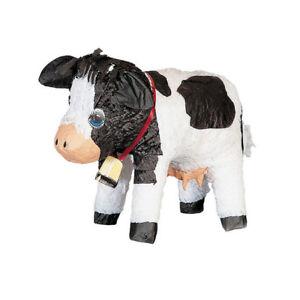 Cow Pinata - Farm Animal Birthday Party Supplies
