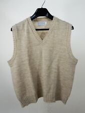 Men's Stetson Dress Vest Pullover Size XL Made in USA
