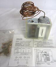 TF142-SODP20 Manual Reset Low Limit Temperature Control