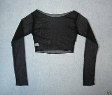 Unbranded Chiffon Long Sleeve Petite T-Shirts for Women
