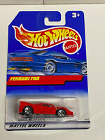 1999 Hot Wheels Ferrari F50 International Card VHTF NIP