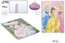 Disney Princess College bloque a4 escuela regalo papelería panel de escritura bloque
