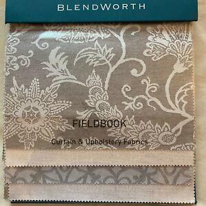 Blendworth - Fieldbook- Fabric Sample Book