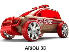 AUTOMOBLOX X9 fIRE SUV TRUCK CAR EMERGENCY CAR VÉHICULE CAMION POMPIER 985019