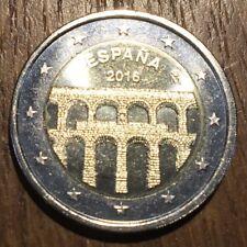 PIECE DE 2 EURO COMMÉMORATIVE ESPAGNE 2016 (239)