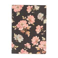 Sass & belle français rose vintage floral A5 Notebook blanc Jotter journal Cadeau