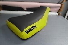 Suzuki LTZ400 2003-09 Yellow Sides Logo Seat Cover #nw3112mik3111