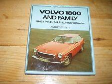 Volvo 1800 & Family (Osprey Autohistory)