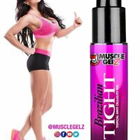 Muscle Gelz BRAZILIAN TIGHT 8 fl oz Topical Bodybuilding Anti-Cellulite Lotion