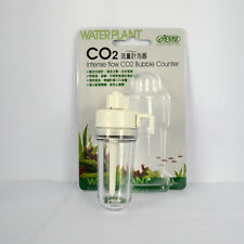 ISTA Intense Flow CO2 Bubble Counter Aquarium Water Plant CO2 System diffuser