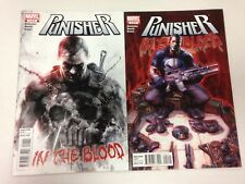 The Punisher In The Blood #1 2 3 4 5 2011
