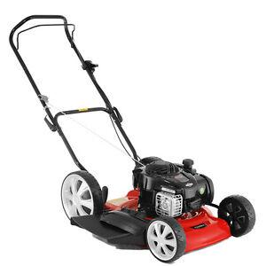 "COBRA MM51B 20"" Mulching Lawnmower Petrol Briggs & Stratton Engine Lawn Mower"