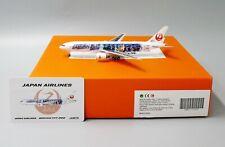 JC Wings 1:400 JAL Japan Airlines Boeing B777-200 'Samurai Blue' JA8979