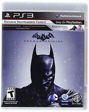 Batman Arkham Origins PS3 - Very Good