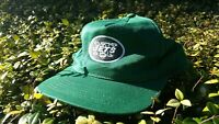 New York Jets Hat Cap Snapback Vintage NFL rare JET LIFE TO THE NEXT LIFE