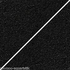 (1,39€/1kg) 25 kg Aquarium Kies Sand Bodengrund Farbe - schwarz - 0,4-0,8mm