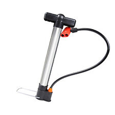 Car Bicycle Floor Hand Air Pump Tire Inflator Portable