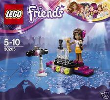 Lego Friends 30205 Pop Star Andrea Polybeutel neu 2015