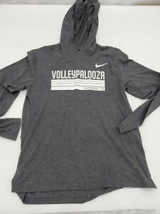 """NIke Volleyball - Ladies Women's """"Volleypalooza"""" Leander Texas Hoodie LG 20-2"""