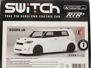 HPI SWITCH TRUE TEN FWD ELECTRIC CAR SCION XB NEW IN FACTORY SEALED BOX NIB