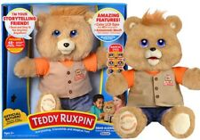 Teddy Ruxpin BearOfficial Return of the Storytime and Magical + 3 Free Stories