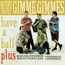 Me First and the Gimme Gimmes-Have a Ball CD