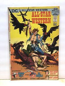DC All-Star Western #11 FN Jonah Hex Carmine Infantino Nick Cardy See Photos C6