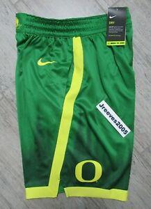 NWT Nike Elite Limited OREGON DUCKS Shorts Sz Medium 100% Authentic CN2991 377